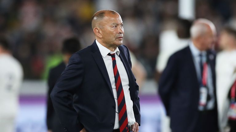 Where now for Eddie Jones and England?