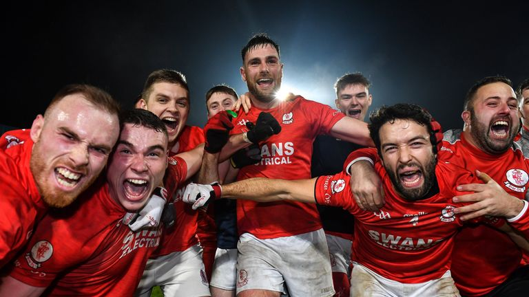Éire Óg are into Leinster final