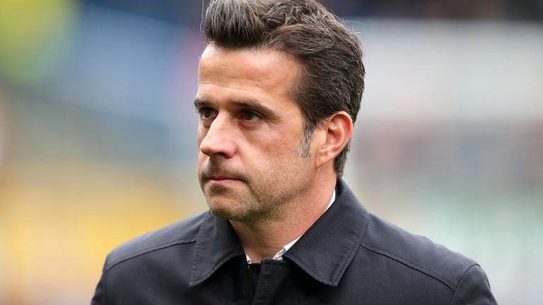 Marco Silva says VAR has cost Everton between five and six points in the top-flight this term
