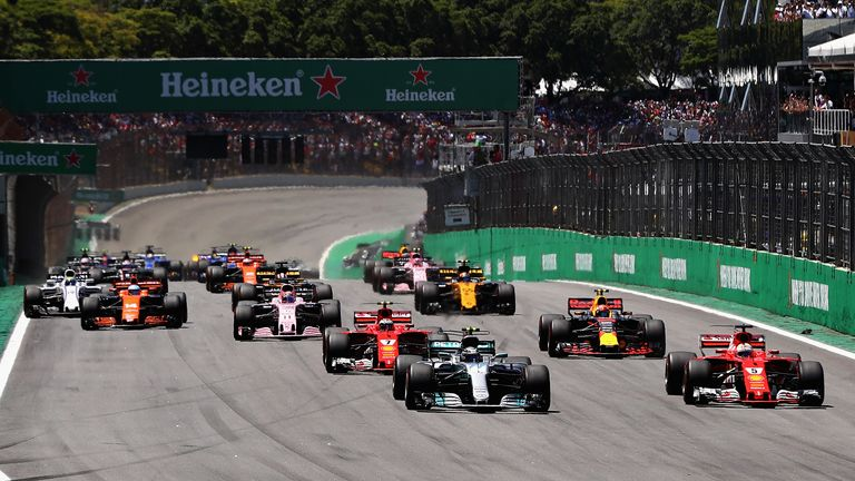 Interlagos is set to continue on the 2021 F1 calendar