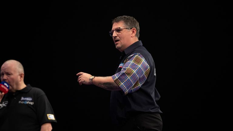 Gary Anderson has endured a frustrating 2019 that's been plagued with injury problems