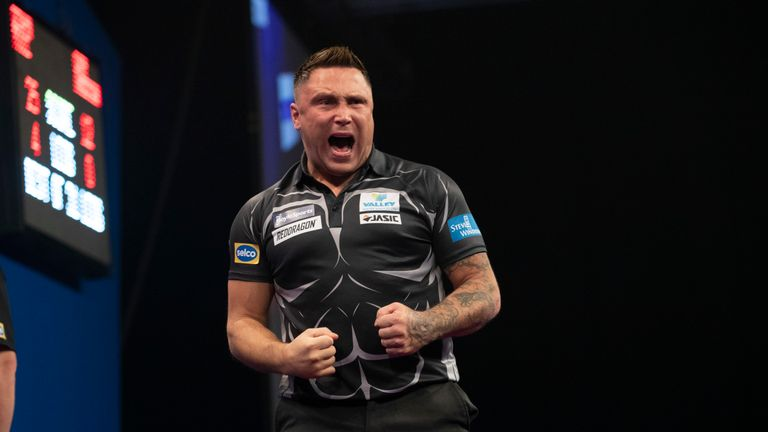 Price and Van Gerwen's compelling rivalry continued in Minehead