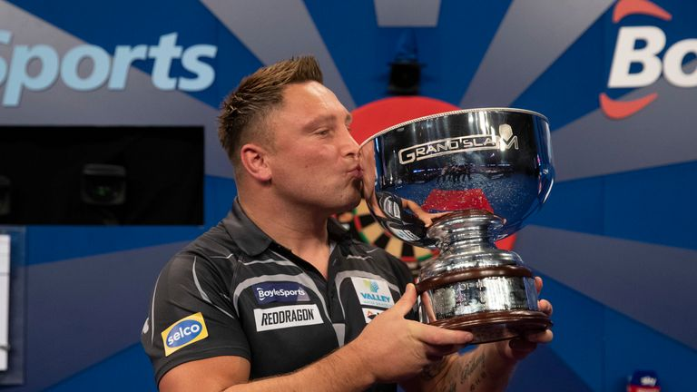 Price retained his Grand Slam of Darts crown on Sunday