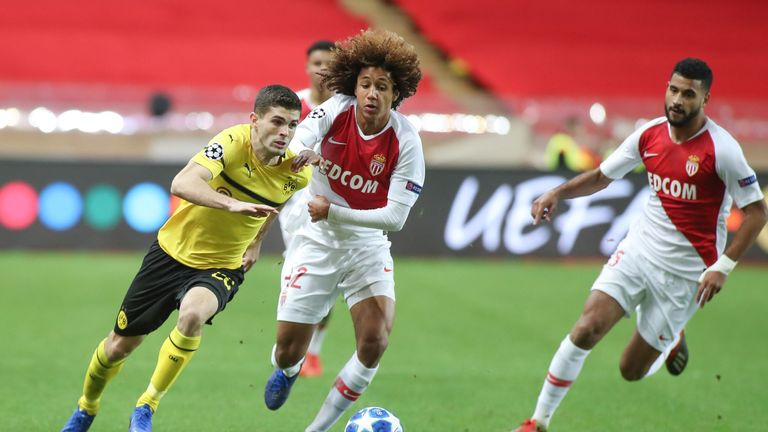 Han-Noah Massengo earned first-team experience against the likes of Christian Pulisic in his early games
