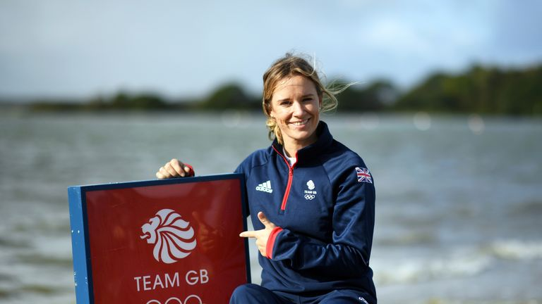 Mills was recently one of the first participants confirmed as part of Team GB for Tokyo 2020