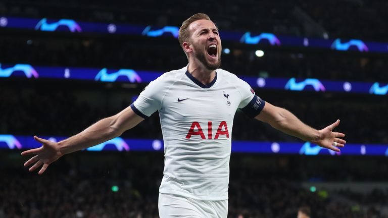 Tottenham and England captain Harry Kane also tweeted on Wednesday night