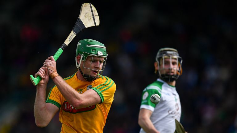 Jack Regan helped Meath to a Christy Ring Cup triumph