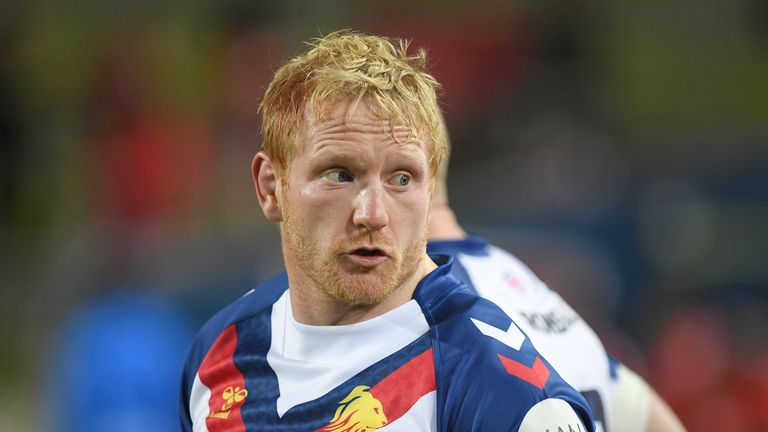 James Graham has been linked with a return to Super League