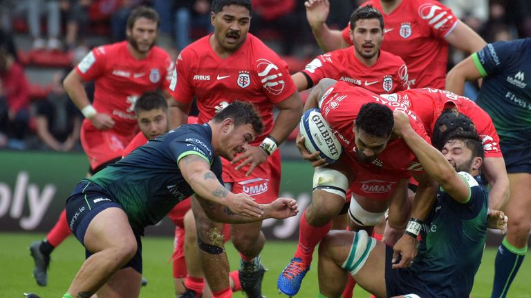 Connacht need to topple Toulouse on Saturday to stand any chance of reaching the quarter-finals