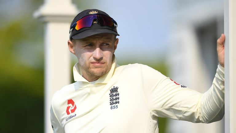 Joe Root could not practice on Sunday