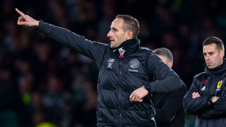 Kennedy says Celtic must put the defeat to rivals Rangers in perspective
