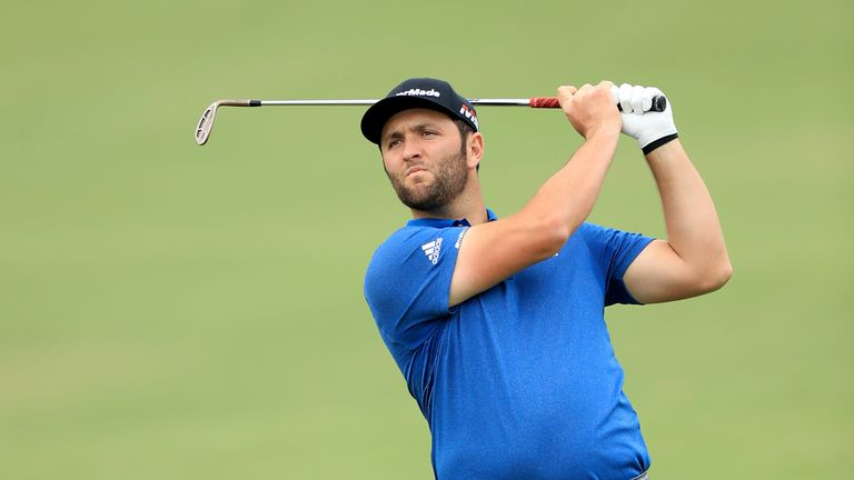 Rahm trails Wiesberger by over 900 points and needs a top-two finish to have a chance of winning the Race to Dubai