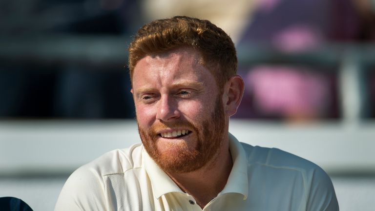 Bairstow has an average of 35.26 with the bat in 69 Tests