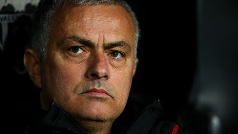 Jose Mourinho is understood to be a serious contender for the Tottenham job