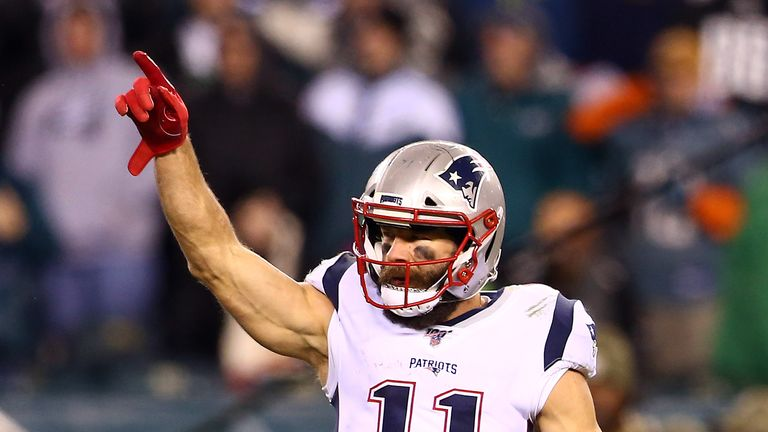 Patriots expected to place WR Julian Edelman (knee) on
