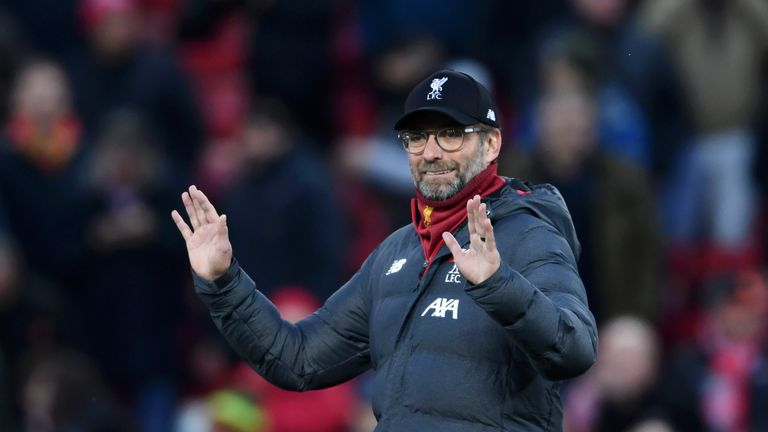 Jurgen Klopp insists becoming the first manager to guide Liverpool to a Club World Cup title isn't important to him