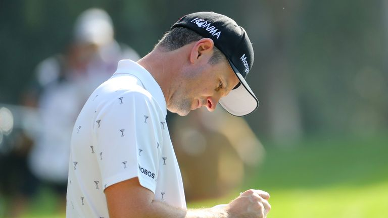 Justin Rose was left to rue some early errors during the third round of the Turkish Airlines Open