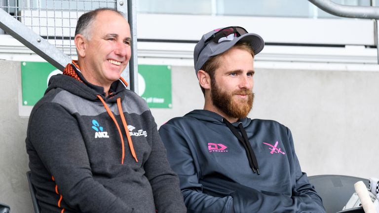 Kane Williamson will captain New Zealand in the two-Test series against England