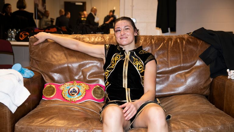 Katie Taylor is expected to face Amanda Serrano this year