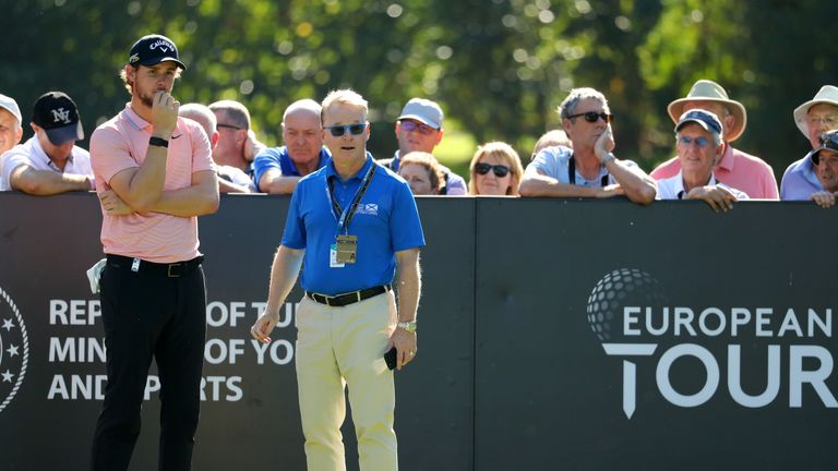 Keith Pelley insists the Hong Kong Open is safe to go ahead