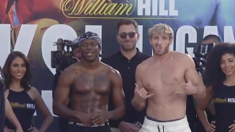 Logan Paul Loses to KSI in Controversial Boxing Rematch