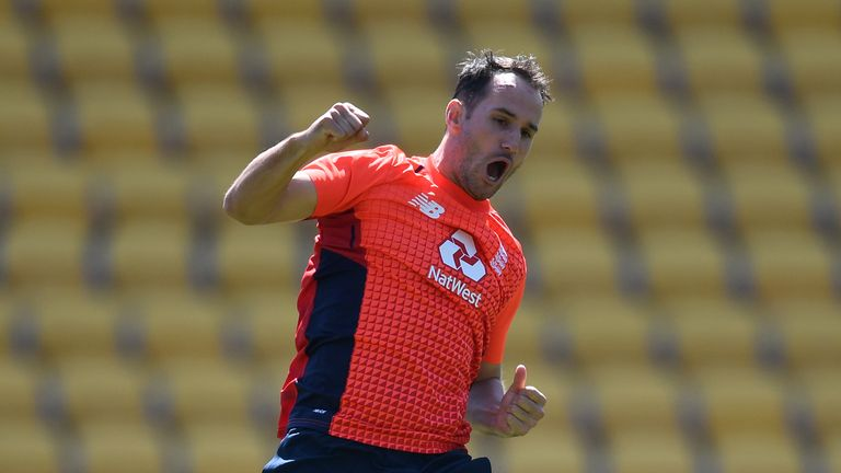 Lewis Gregory will lead England Lions in Australia