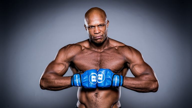 Linton Vassell is the headline action Bellator MMA heads to Tel Aviv on Friday night