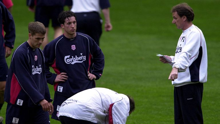 Fowler had a much-publicised spat with Liverpool assistant manager Phil Thompson back in 2001