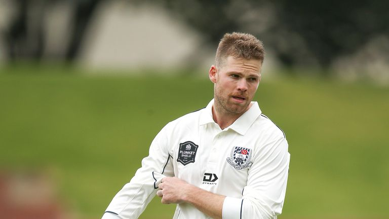 Lockie Ferguson says his pace can make England anxious if he makes his Test debut