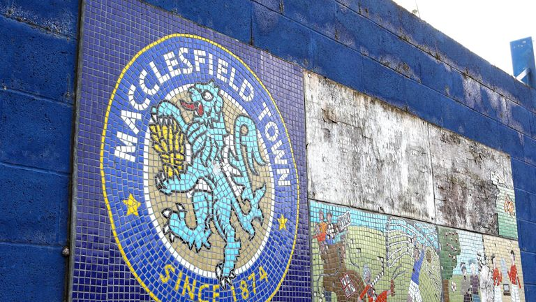 Macclesfield were deducted six points for non-payment of wages and the failure to fulfil a Sky Bet League Two fixture against Crewe on December 7