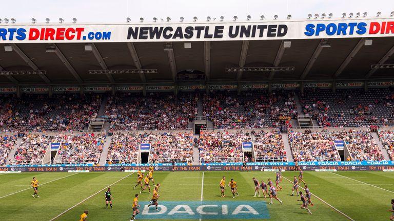 Magic Weekend will return to Newcastle in 2020