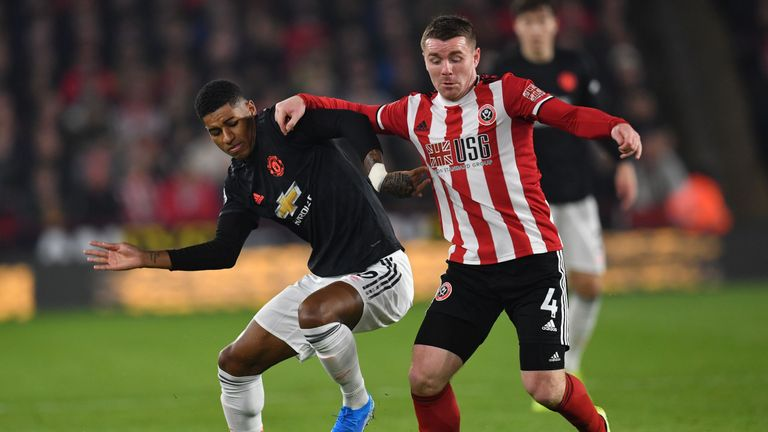 Manchester United failed to beat Sheffield United, despite fighting back from 2-0 down to lead 3-2