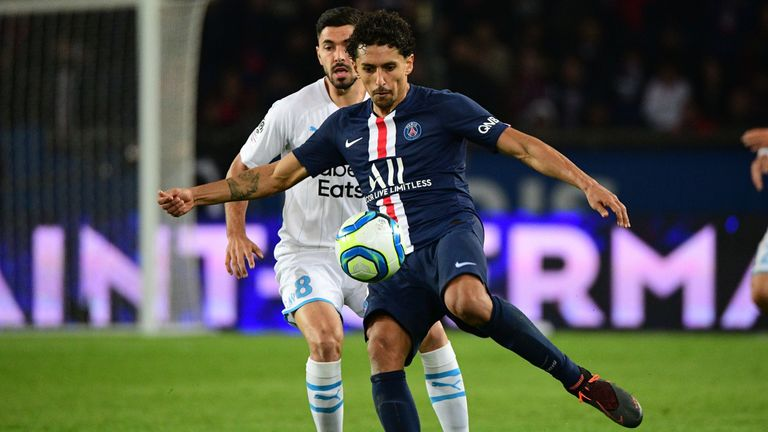 Marquinhos is on the verge of signing a new contract with Paris Saint-Germain