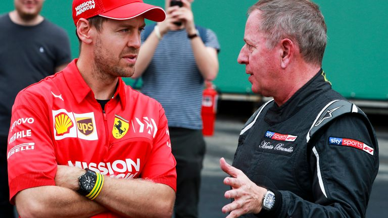 Sky F1's Martin Brundle explains why Sebastian Vettel is leaving Ferrari, and looks at his - and the team's - options for 2021.
