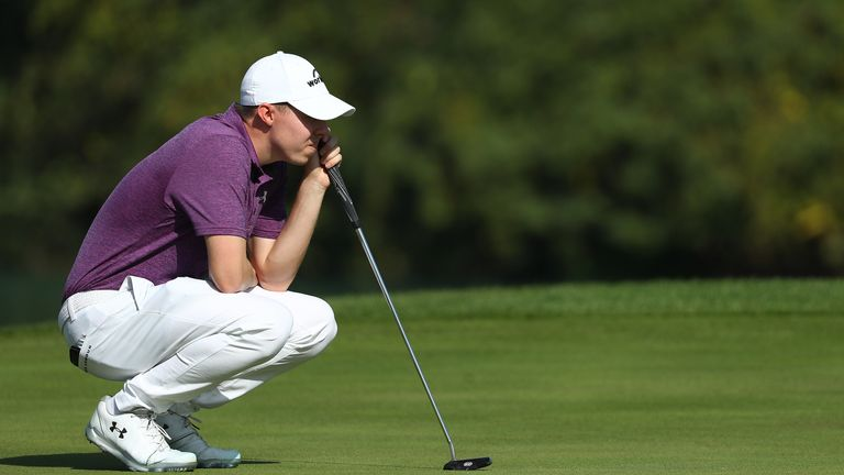 Fitzpatrick is a four-time runner-up on the European Tour this season