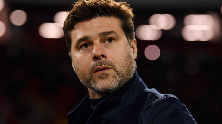 Jose Mourinho named new Tottenham manager succeeding Mauricio Pochettino