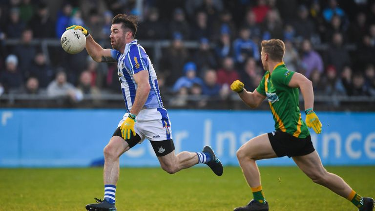2016 All-Ireland champions Ballyboden were too strong for Thomas Davis