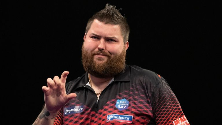 Michael Smith will look to improve on last year's disappointing showing