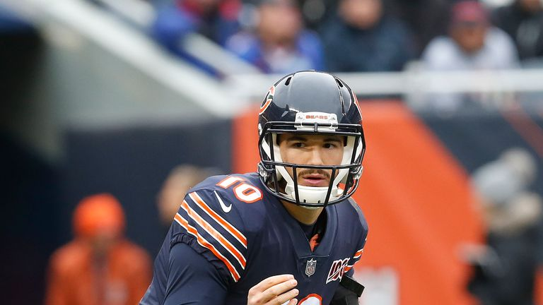 Trubisky was drafted before both reigning MVP Patrick Mahomes and Deshaun Watson