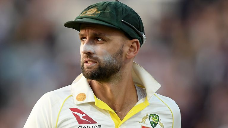 Nathan Lyon has taken 363 wickets in 91 Tests for Australia at an average of 32.30