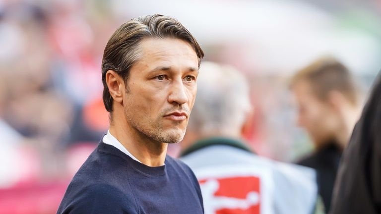 Kovac left Bayern on Sunday