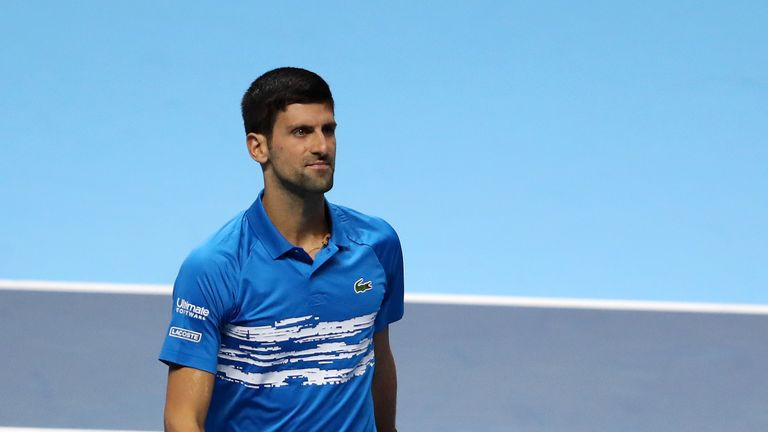 Novak Djokovic is set to headline a Serbia squad at the new-look Davis Cup finals