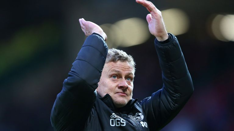 Ole Gunnar Solskjaer has had to cope with several injuries to key players this season, with Paul Pogba and Eric Bailly still sidelined with long-term problems
