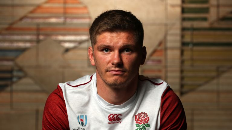 Owen Farrell is the nephew of rugby league star Sean O'Loughlin