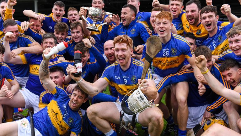 Patrickswell are on the hunt for further success