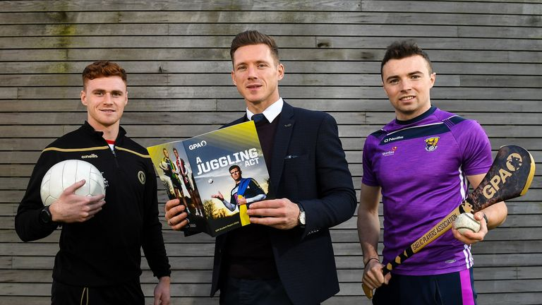 The Gaelic Players Association launched its 2019 Student Report on Tuesday