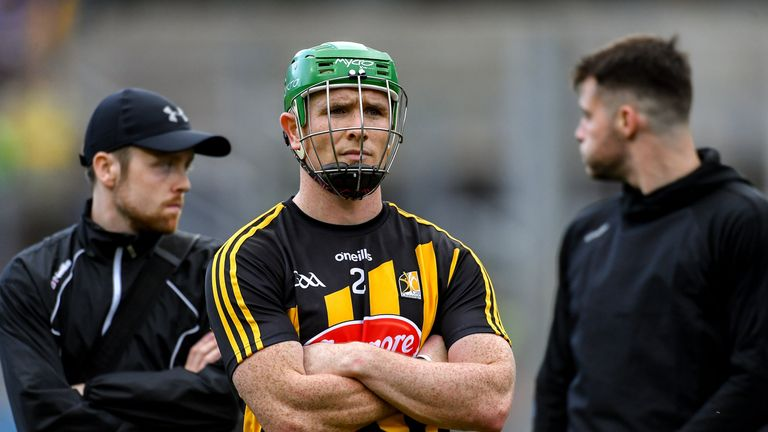 Murphy doesn't forget to keep his eye trained for hurling