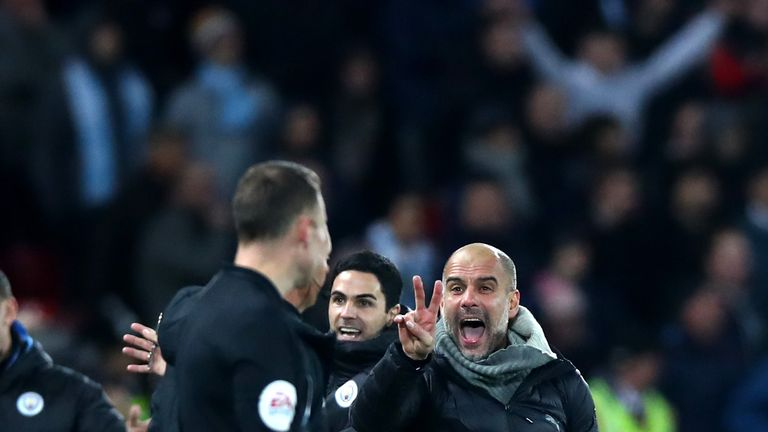Pep Guardiola's City face another huge test against Chelsea on Saturday Night Football
