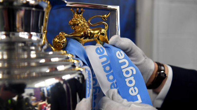 Changing of the guard - are the days of Man City's colours on the Premier League trophy numbered?