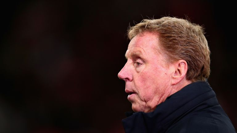 Former Spurs boss Redknapp was speaking on The Transfer Show